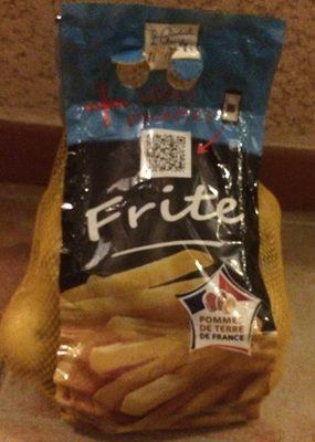 Pomme de terre speciale frite - Product