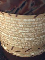 Délice à tartiner noisettes & cacao - Ingrediënten - fr