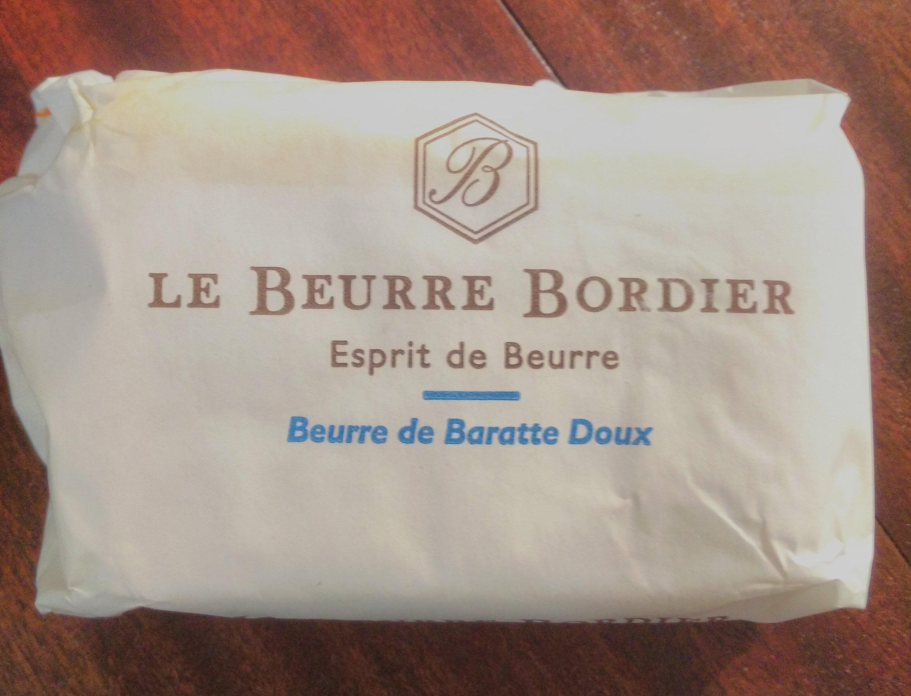 Beurre De Baratte Doux - Product - fr