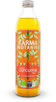 Karma botanik mangue et curcuma - Product - fr
