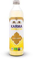 KARMA KOMBUCHA GINGEMBRE - Produit - fr