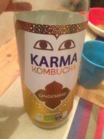 Karma kombucha Gingembre - Prodotto - fr