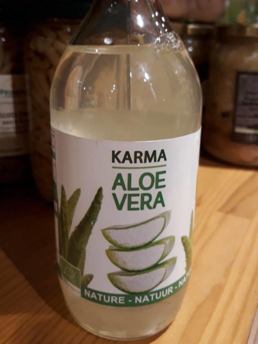 Karma Aloe vera bio & équitable nature - Product - fr