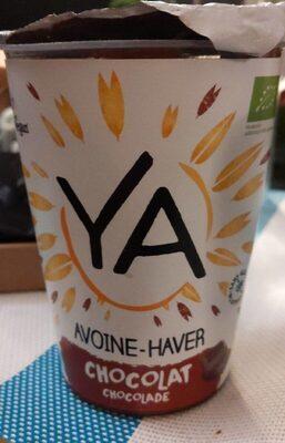 Ya avoine chocolat - Product - fr
