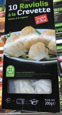 Ravioli à la crevette saveur d'Asie - Product - fr