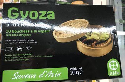 Gyoza A La Crevette Trefle - Product
