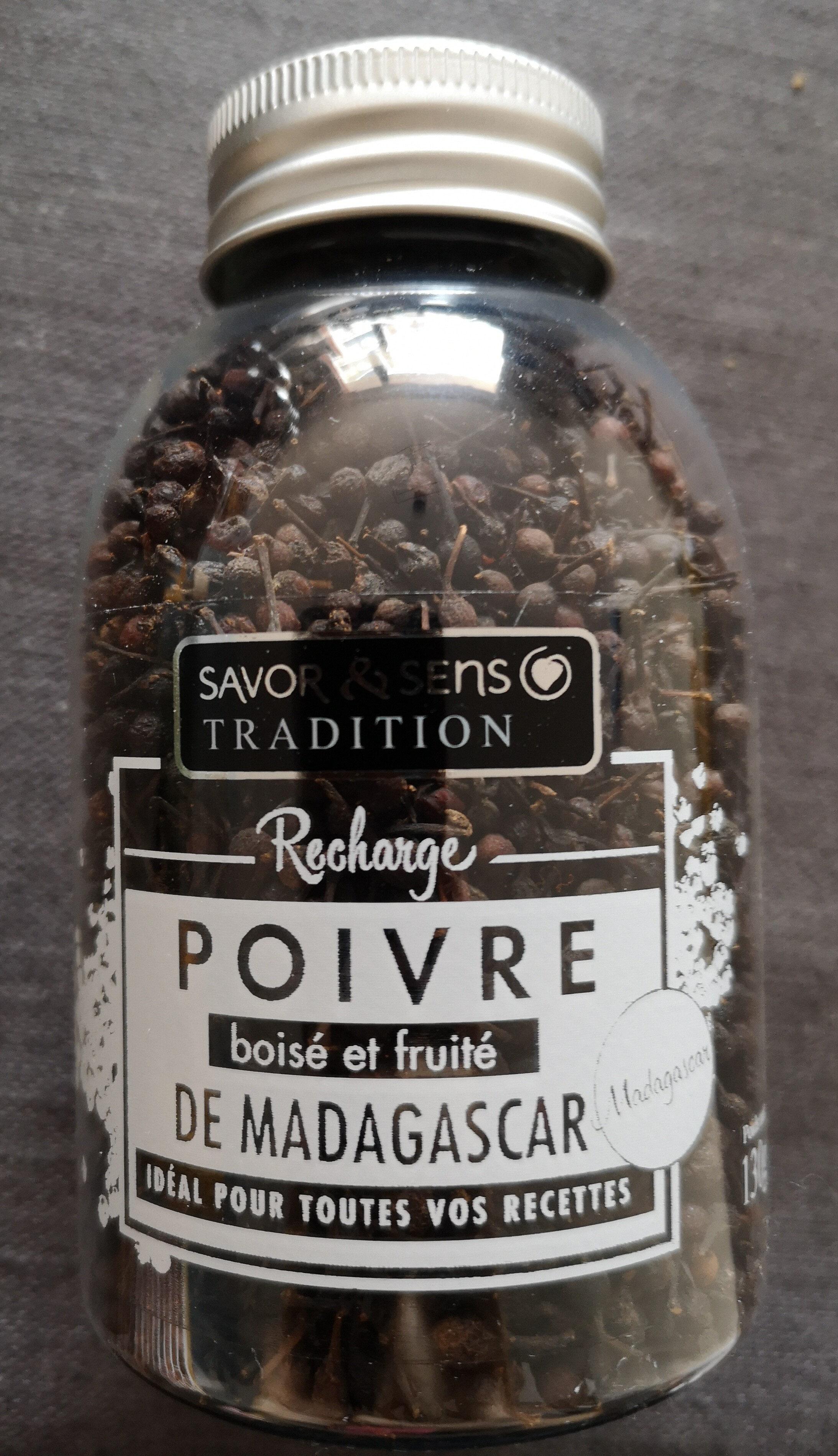 Poivre de Madagascar - Product - fr