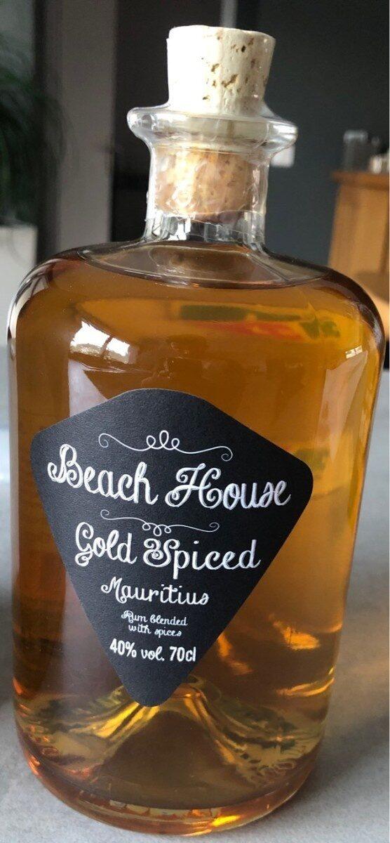 Arcane Beach House Spiced Rum 700ML - Product