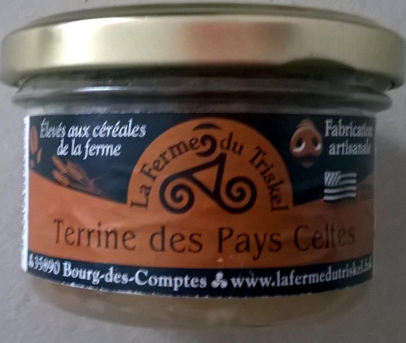 Terrine des Pays celtes - Produit - fr