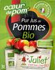 Pur jus de pomme bio Juliet - Product