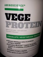 Vege protein - Product