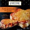 Tourte Gourmande aux Gambas - surgelée - Produit