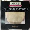 Les Grands Macarons Praliné - Produit