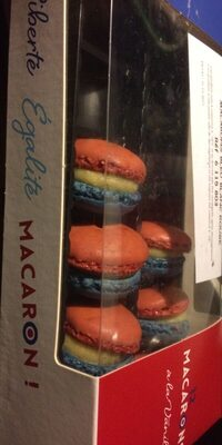 Macarons Vanille - Product - fr