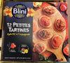 12 Petites Tartines apéritif à l'Espagnole - Product