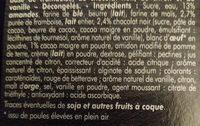 12 macarons - Ingrediënten - fr