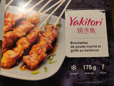 Yakitori - Product - fr