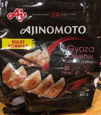 Gyoza crevettes - Product - fr