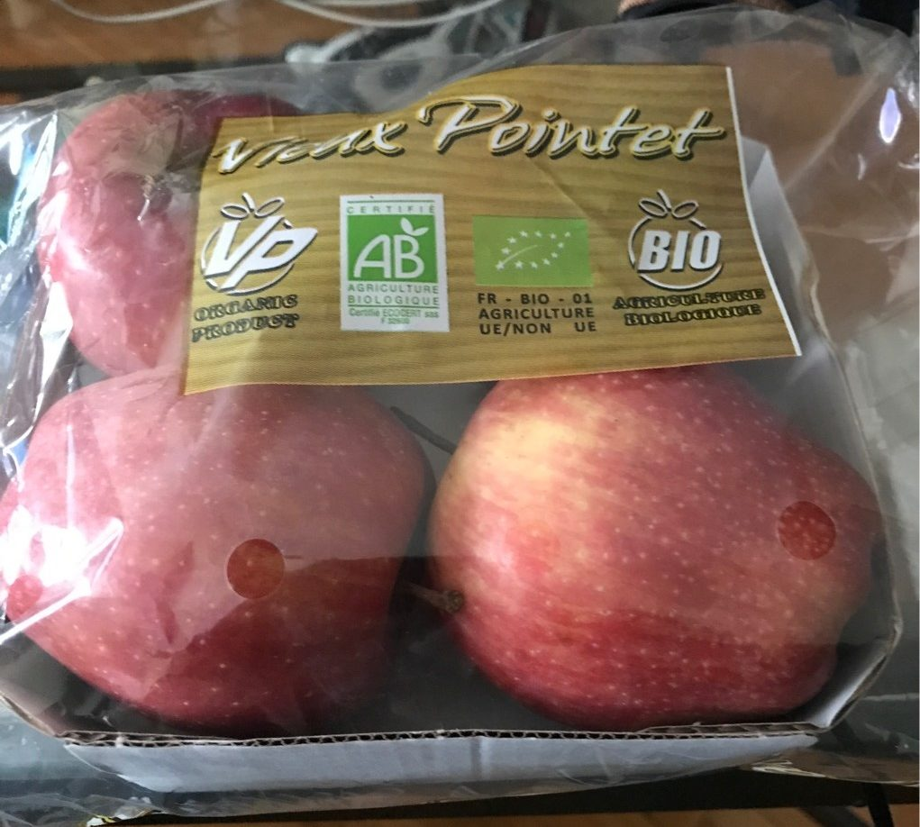 Pommes red - Product - fr