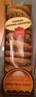 Cookies caramel noisettes - Product