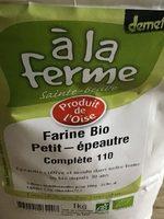 Farine Petit Épeautre - Product - fr