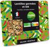 Salade lentilles germées et blé - Product