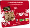 Salades quinoa et cramberries - Produit