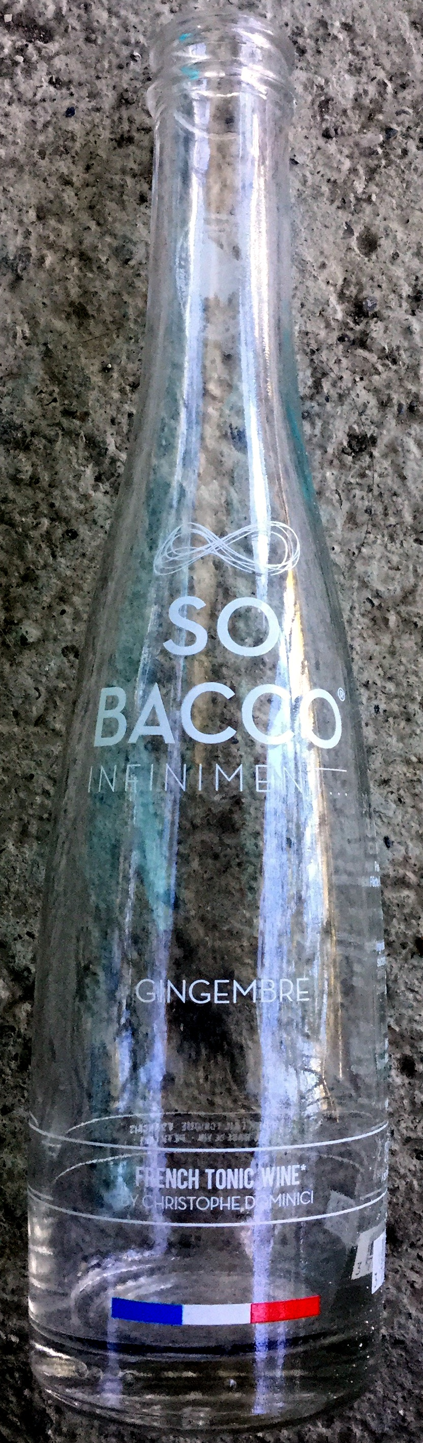 So Bacco Gingembre - Product - fr