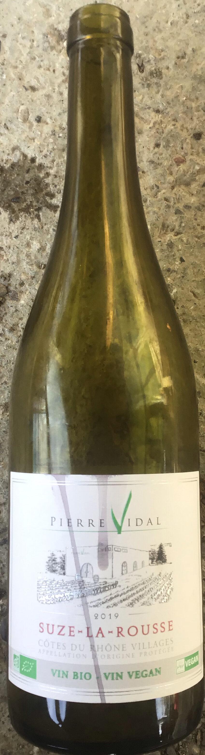 Suze-la-Rousse 2019 - Product - fr