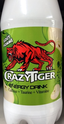 Crazy Tiger - Product - fr