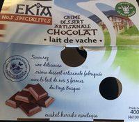 Creme dessert artisanale - Produit - fr