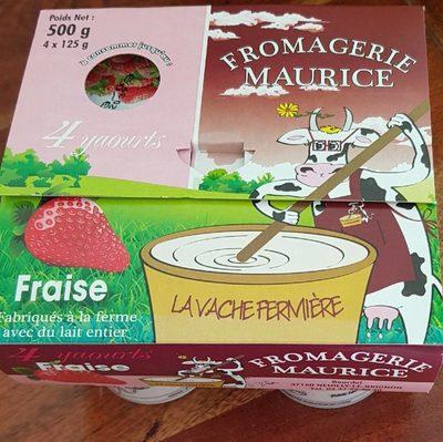La vache laitière - Produit