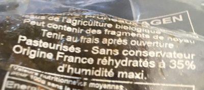 Pruneaux d'Agen Dénoyautés - Ingredienti - fr