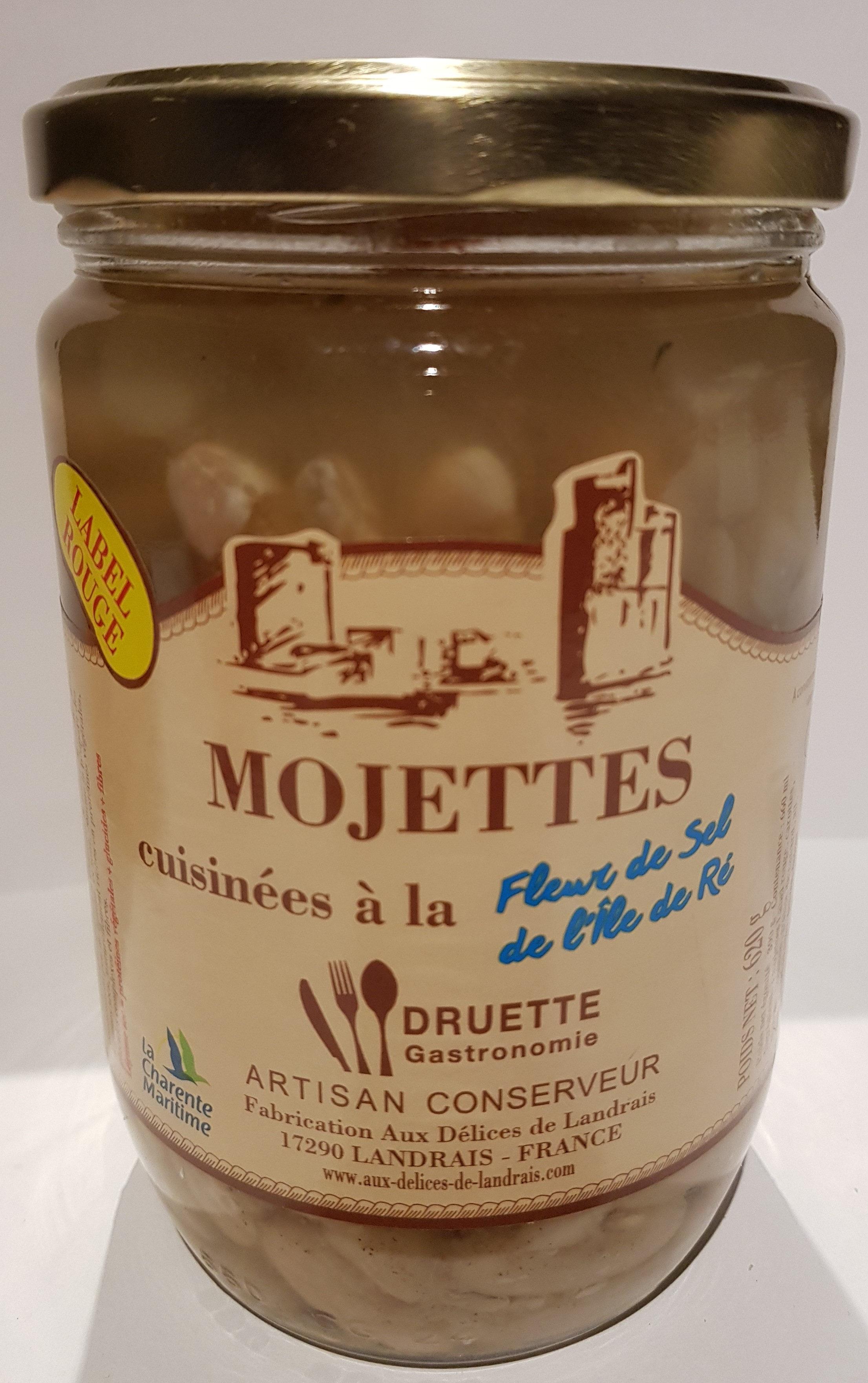 Mojettes cuisinees a la fleur de sel - Product - fr
