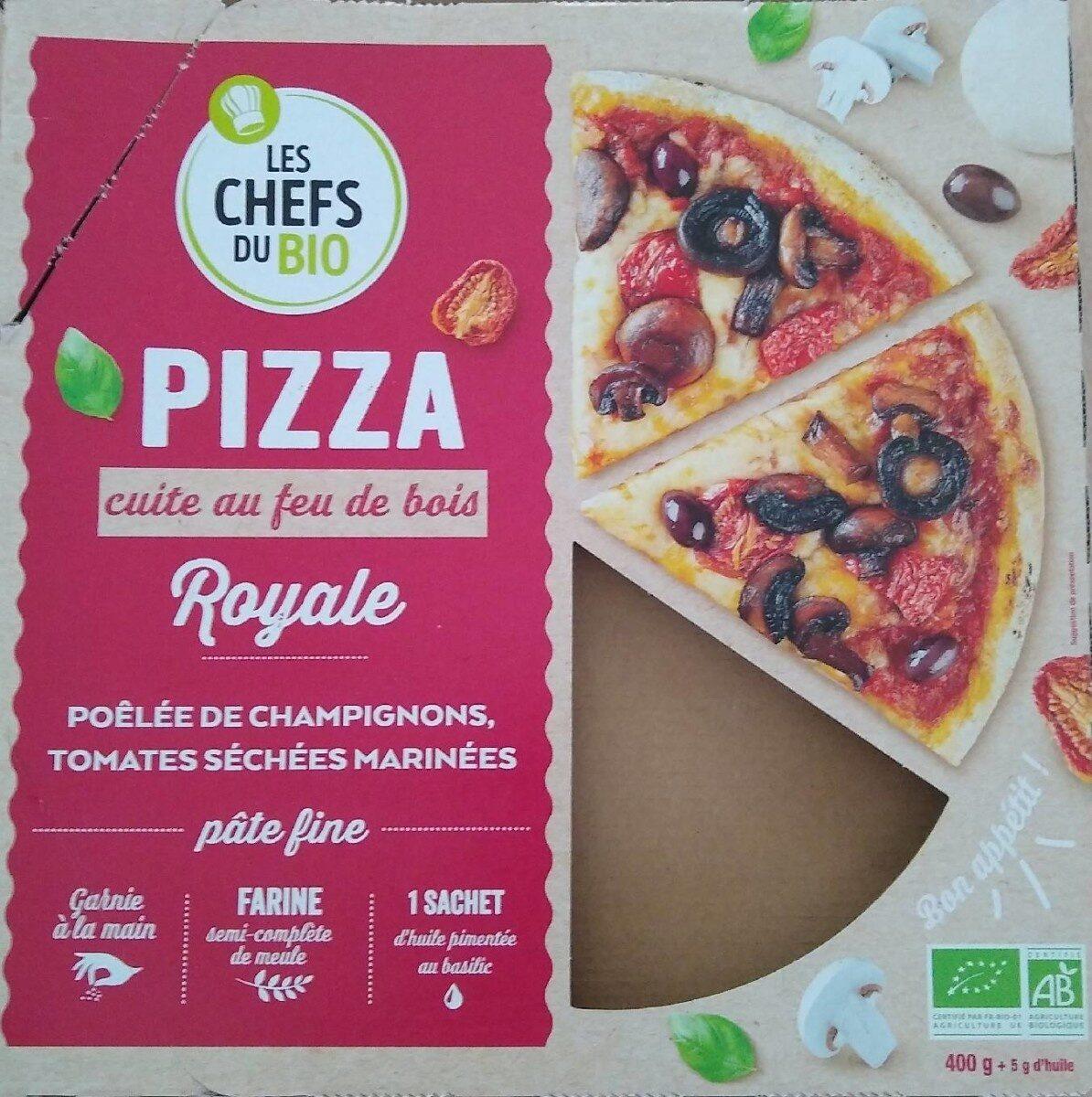 Pizza Royale - Produit - fr