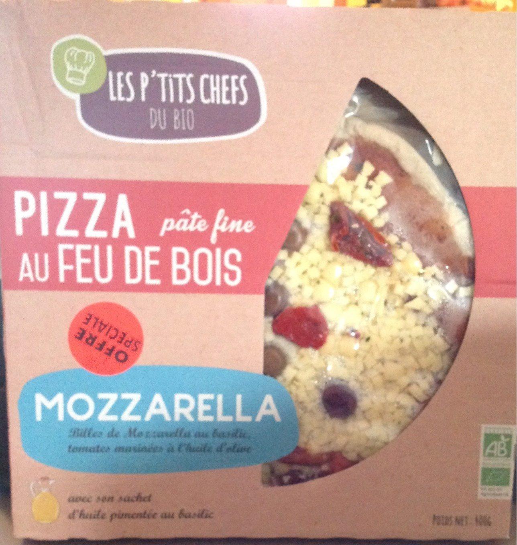 Pizza Mozzarella - Produit - fr
