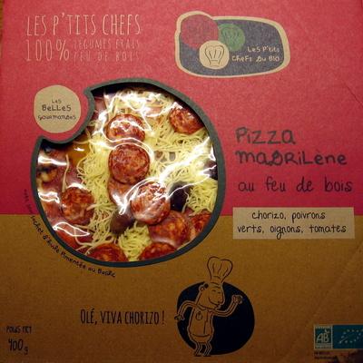 Pizza Madrilène - Product