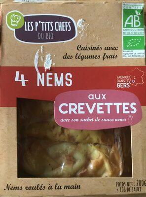 Nems Aux Crevettes - Produit