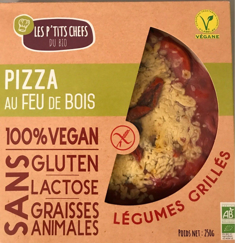 Frais & Primeur / Traiteur / Pâtes, Pizzas Et Tartes Bio - Product