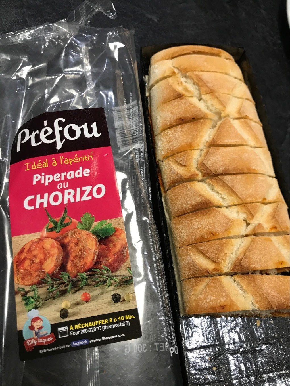 Piperade au chorizo - Product