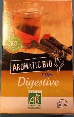Aromatic bio tisane digestive - Prodotto - en