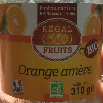 Orange amère - Product - fr