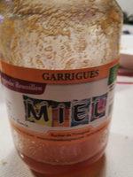miel garrigues - Produit
