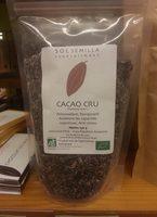 Cacao cru - Produit - fr