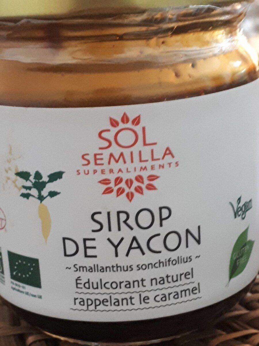 Sirop de Yacon - Product - fr