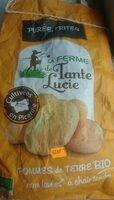 Pommes de terre bio «non lavées» à chair tendre - Prodotto - fr