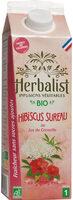 Hibiscus Sureau au Jus de Groseille - Product - fr