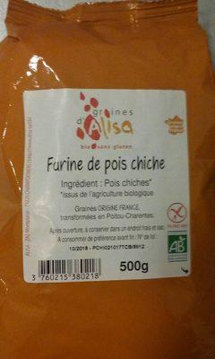Farine De Pois Chiche - Product - fr