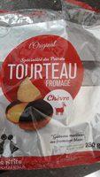 Tourteau fromagé pasteurisé l'Original chèvre - Produit