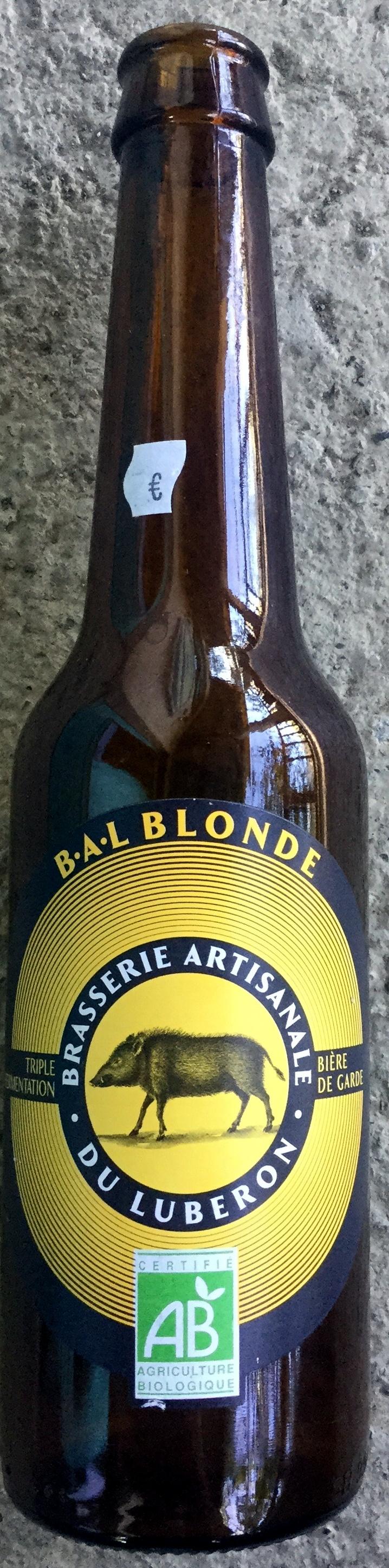 Blonde - Produit - fr